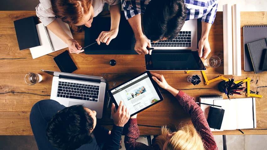 Aprende a diseñar un flujo de trabajo idóneo para tu empresa.