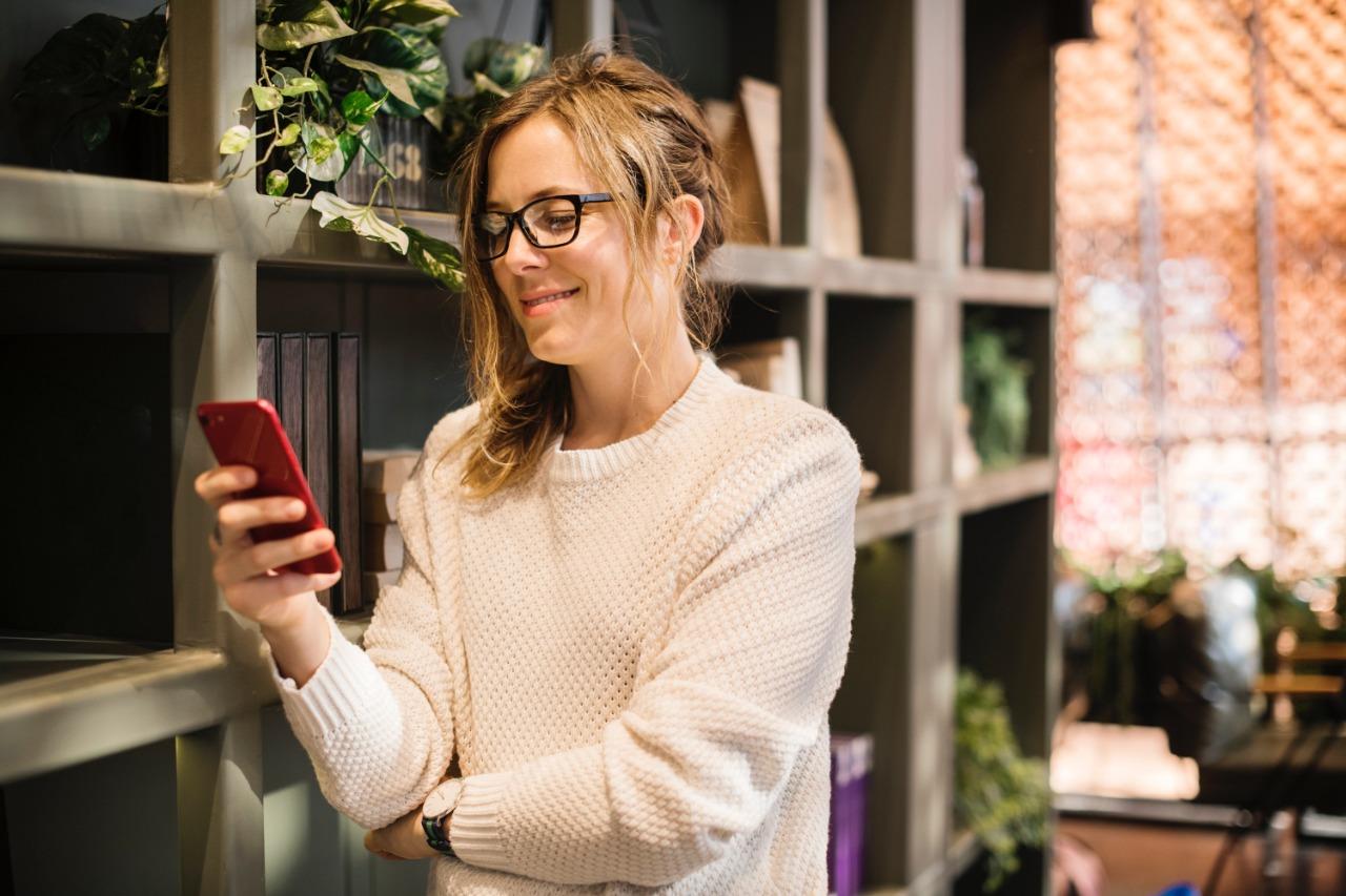 Consejos para tener una buena presencia visual en redes sociales.